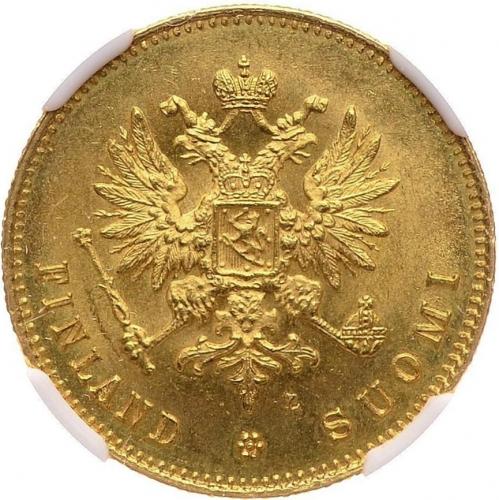 20 марок 1891 – 20 марок 1891 года L