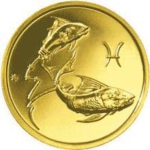 50 рублей 2004 – Рыбы