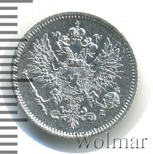 25 пенни 1908 – 25 пенни 1908 года L